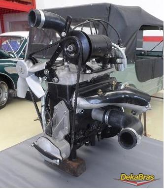 RetÍfica De Motor Dkw Completo