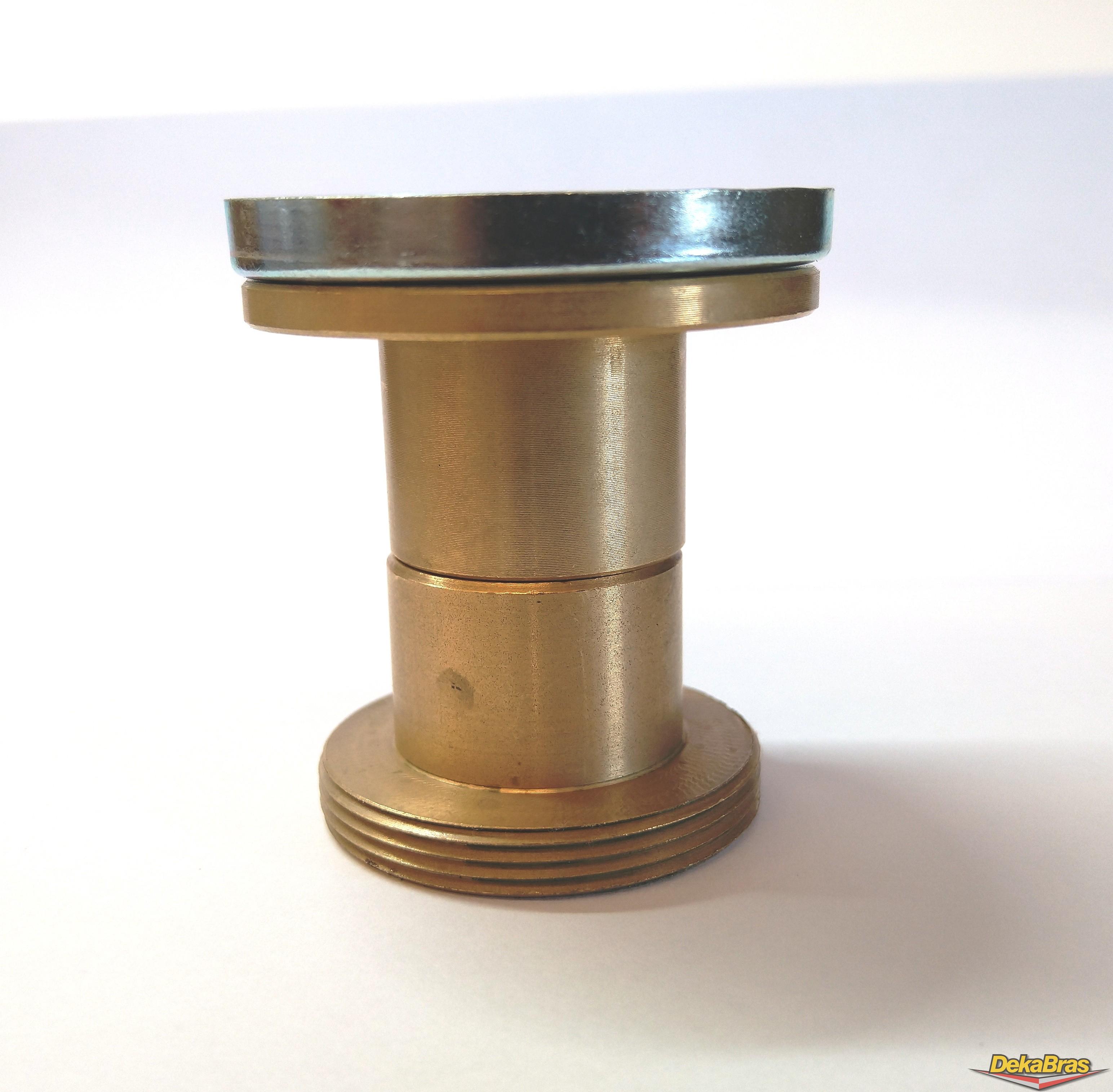 Bucha de bronze parte superior Candango